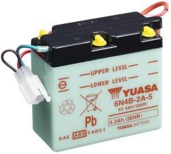 YUASA 6V 4Ah bal 6N4B-2A
