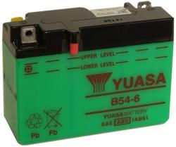 YUASA 6V 12Ah bal B54-6
