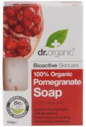 Dr. Organic Bio gránátalma szappan (100 g)