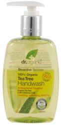 Dr. Organic Bio teafa folyékony kézmosó (250 ml)