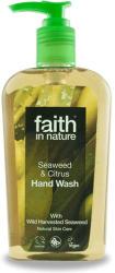 Faith in Nature Bio tengeri hínár folyékony kézmosó (300 ml)