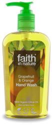 Faith in Nature Grapefruit és narancs folyékony kézmosó (300 ml)