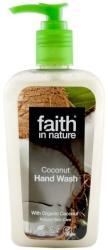 Faith in Nature Kókusz folyékony kézmosó (300 ml)