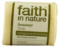 Faith in Nature Bio tengeri hínár szappan (100 g)