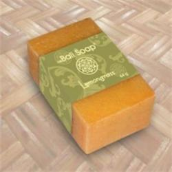 Bali Soap Natúr citromfű szappan (64 g)