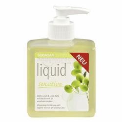 SODASAN Bio folyékony sensitive szappan (300 ml)