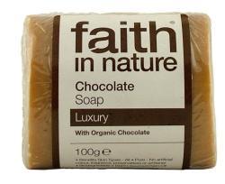 Faith in Nature Bio kakaó szappan (100 g)