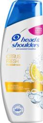 Head & Shoulders Citrus Fresh sampon zsíros hajra 250ml