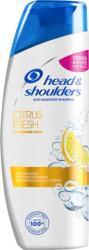 Head & Shoulders Citrus Fresh sampon zsíros hajra 250ml