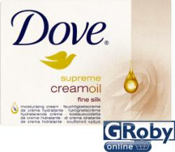 Dove Supreme Cream Oil Fine Silk (selyem) krémszappan (100 g)