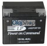 Landport AGM 12V 19Ah jobb YB16L-B(S)