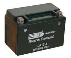 Landport AGM 12V 8Ah bal SLA12-8