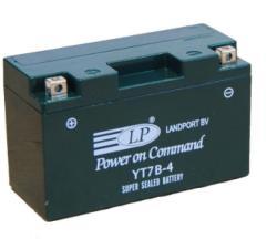 Landport AGM 12V 6.5Ah bal YT7B-4