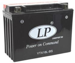 Landport AGM 12V 18Ah jobb YTX18L-BS
