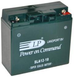 Landport AGM 12V 18Ah jobb SLA12-18