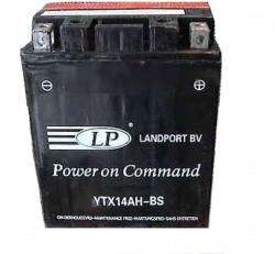 Landport AGM 12V 12Ah bal YTX14AH-BS