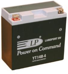 Landport AGM 12V 12Ah bal YT14B-4
