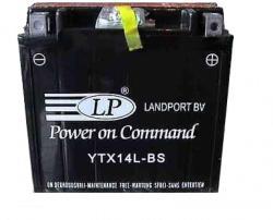 Landport AGM 12V 12Ah jobb YTX14L-BS