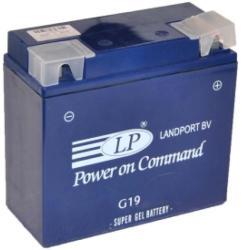 Landport AGM 12V 19Ah jobb G19