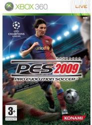 Konami PES 2009 Pro Evolution Soccer (Xbox 360)