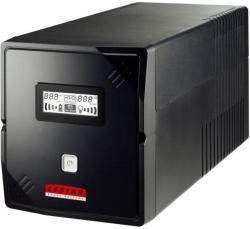 Lestar V-1000 AVR LCD 4xIEC
