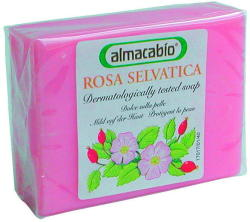 Almacabio Natúr vadrózsa szappan (100 g)