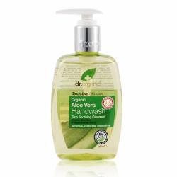 Dr. Organic Bio Aloe vera folyékony kézmosó (250 ml)