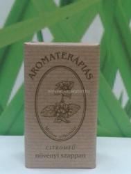 Tulasi Aromaterápiás citromfű szappan (90 g)