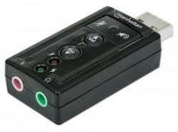 Manhattan USB virtual 3D 151429