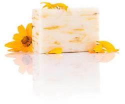 Yamuna Natural Beauty Körömvirágos hidegen sajtolt szappan (110 g)