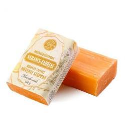 Yamuna Natural Beauty Narancs-fahéjas hidegen sajtolt szappan (110 g)