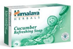 Himalaya Herbals Frissítő uborkás szappan zsíros bőrre (75 g)