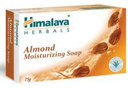 Himalaya Herbals Tápláló mandulás szappan száraz bőrre (75 g)