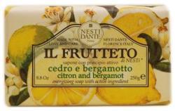 Nesti Dante Il Frutteto citrom és bergamot szappan (250 g)