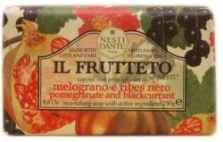 Nesti Dante Il Frutteto gránátalma-feketeribizli szappan (250 g)
