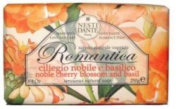 Nesti Dante Romantica cseresznyevirág-bazsalikom szappan (250 g)