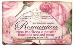Nesti Dante Romantica firenzei és pünkösdi rózsa szappan (250 g)
