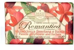 Nesti Dante Romantica fukszia-szegfű szappan (250 g)