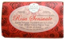 Nesti Dante Le Rose Rosa Sensuale szappan (150 g)