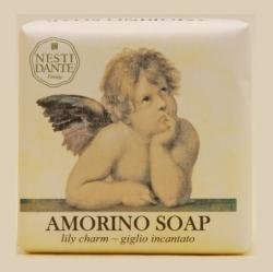 Nesti Dante Amorino angyalkás elbűvölő liliom szappan (150 g)