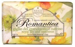 Nesti Dante Romantica királyliliom-nárcisz szappan (250 g)