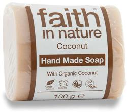 Faith in Nature Kókusz szappan (100 g)