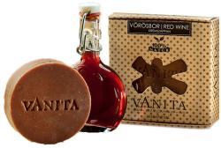 Vanita Vörösbor egzotikus krémszappan (90 g)