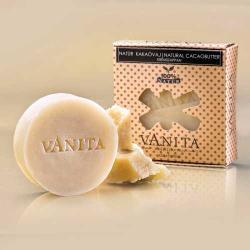 Vanita Natúr kakaóvajas krémszappan (90 g)