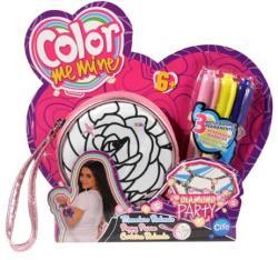 Cife Color Me Mine: Diamond Party - Színezhető mini táska