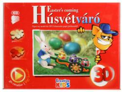 ICO Creative Kids: 3D - húsvétváró kreatív készlet