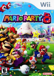 Nintendo Mario Party 8 (Wii)