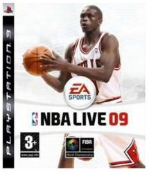 Electronic Arts NBA Live 09 (PS3)