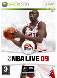 Electronic Arts NBA Live 09 (Xbox 360)