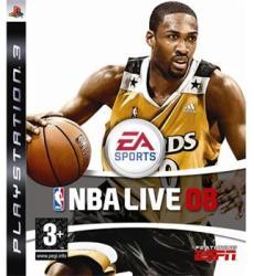 Electronic Arts NBA Live 08 (PS3)